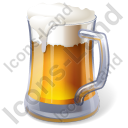 Alcohol Beer Light Beer Icon, PNG/ICO, 128x128