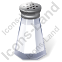 Condiment Salt Shaker Icon