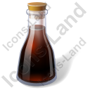 Condiment Vinegar Cruet Icon