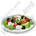 Salad Greek Salad Icon