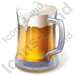 Alcohol Beer Light Beer Icon, PNG/ICO, 256x256