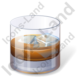 Alcohol Whisky Icon, PNG/ICO, 256x256