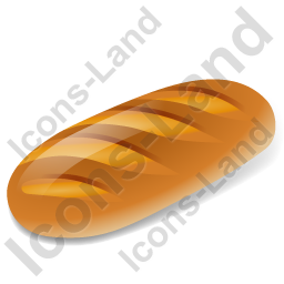 Bread White Bread Icon