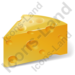 Cheese Swiss Cheese Icon
