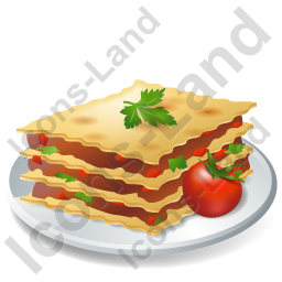 Dish Lasagna Icon