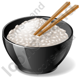 Dish Rice Icon