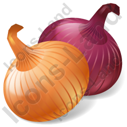 Vegetable Onion Icon, PNG/ICO, 256x256