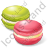 Confection Macaron Icon
