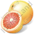 Fruit Grapefruit Icon, PNG/ICO, 48x48