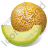 Fruit Melon Icon, PNG/ICO, 48x48