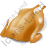 Meat Chicken Icon