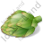 Vegetable Artichoke Icon