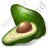 Vegetable Avocado Icon, PNG/ICO, 48x48