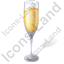 Alcohol Champagne Icon