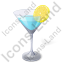 Alcohol Liqueur Blue Curacao Icon