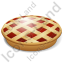 Baked Good Pie Icon, PNG/ICO, 64x64