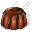Cake Chocolate Cupcake Icon