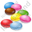 Candy Jelly Beans Icon