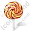 Confection Lollipop Icon