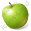 Fruit Apple Green Icon