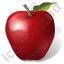 Fruit Apple Red Icon
