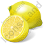 Fruit Lemon Icon