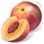 Fruit Peach Icon