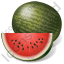 Fruit Watermelon Icon