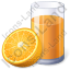 Juice Orange Juice Icon