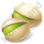 Nut Pistachio Icon