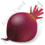 Vegetable Beetroot Icon, PNG/ICO, 64x64