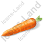 Vegetable Carrot Icon