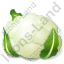 Vegetable Cauliflower Icon