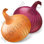 Vegetable Onion Icon, PNG/ICO, 64x64
