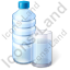 Water Bottled Water Icon