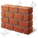 Brick Wall Icon