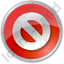 Cancel Circle Red Icon