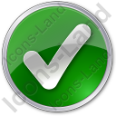 Checked Circle Green Icon