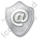 EMail Shield Icon