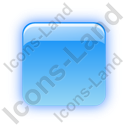 Indicator Box Blue On Icon
