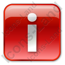 Info Box Red Icon