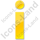 Info Yellow Icon