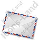 Mail 1 Closed Icon, PNG/ICO, 128x128