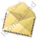 Mail 1 Old Icon, PNG/ICO, 128x128