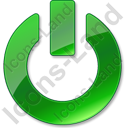 Power Green Icon