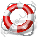 Ring Buoy Icon