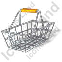 Shopping Basket 1 Icon