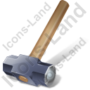 Sledge Hammer Icon