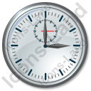 Stopwatch 2 Icon, PNG/ICO, 128x128