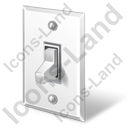 Switch 1 Off Icon